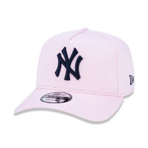 Boné New Era 9Forty A-Frame MLB New York Yankess Rosa
