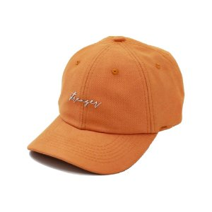 Boné Stranger Deconstructed Dad Hat Laranja