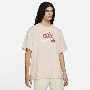 Camiseta Nike SB DB9977-814 Rosa