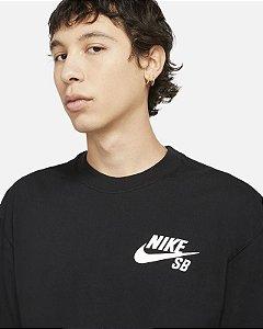 Camiseta Nike SB DC7817-010 Preta