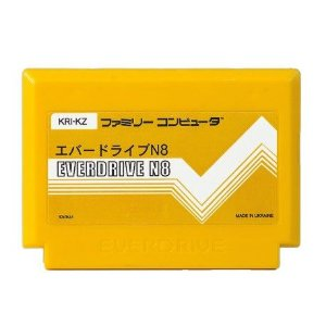 KRIKZZ EVERDRIVE N8 FAMICOM