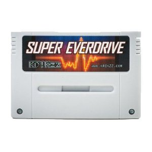 SUPER EVERDRIVE China Vers