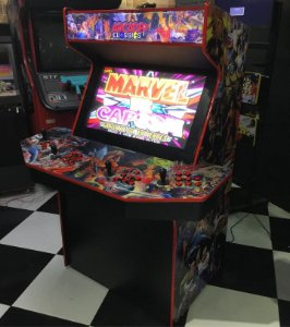 ARCADE 90´S  4 Players