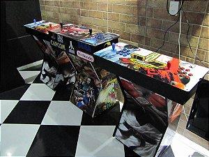 SUPER ARCADE BOX 7000 JOGOS