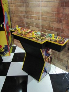 SUPER ARCADE BOX 4 PLAYERS 7000 JOGOS