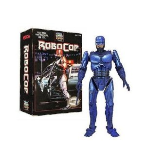 NECA ROBOCOP 1987 VIDEO GAME PVC ACTION FIGURE