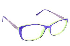 Óculos Feminino em Acetato - Modelo: TR165 - Atacado de Oculos