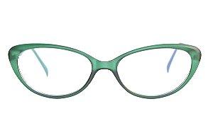 Óculos Feminino em Acetato - Modelo: TR128 - Atacado de Óculos