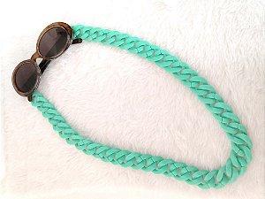 Kit com 8 correntes de óculos da moda - atacado