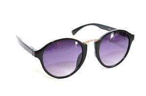 Oculos de Sol Redondo lente escura Feminino - Oculos Barato para revenda - atacado de oculos de sol