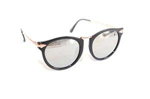 Oculos de Sol redondo feminino espelhado - Oculos Barato para revenda - atacado de oculos de sol