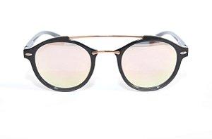 Oculos de Sol redondo feminino lente camaleão - Oculos Barato para revenda - atacado de oculos de sol