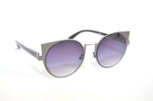Oculos de Sol Redondo Gatinho Feminino - Oculos Barato para revenda - atacado de oculos de sol