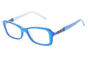 Armação para óculos feminino -  BA262 - Atacado de Óculos - Óculos para óticas