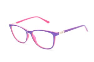 Armação para óculos feminino -  8203 - Atacado de Óculos - Óculos para óticas