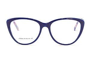 Armação para óculos feminino gatinho -  JC8502 - Atacado de Óculos - Óculos para óticas