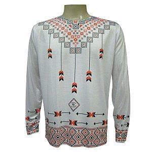 Camiseta Manga Longa - Sioux