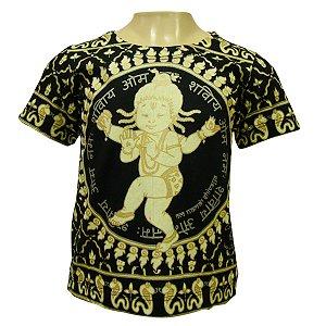 Camiseta Infantil - Baby Shiva