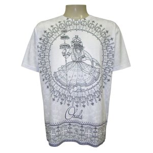 Camiseta XG - Oxalá