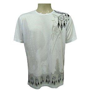 Camiseta Manga Curta -  Apanhador Indiano