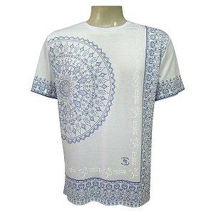 Camiseta Manga Curta - Om Shanti