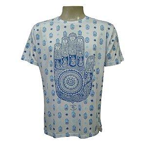 Camiseta - Mão de Buddha