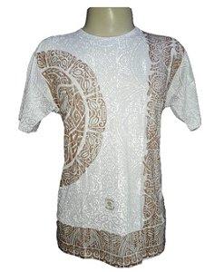 Camiseta Manga Curta - Polinésio