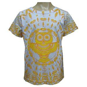 Camiseta Infantil - Corujinha