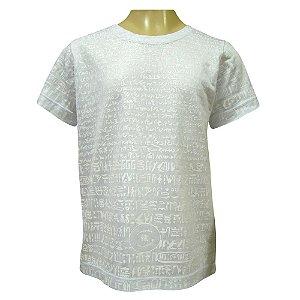 Camiseta Infantil - Roseta