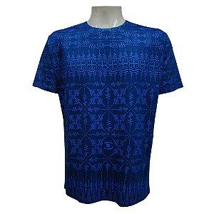Camiseta Manga Curta - Padrão Unalome