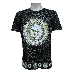 Camiseta - Sol e Lua