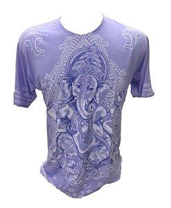 Camiseta Manga Curta - Ganesh Mantra