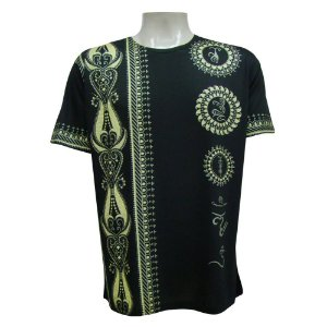 Camiseta - Mandala mehndi