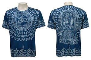 Camiseta Manga Curta - Ganesh Line