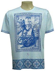 Camiseta XG - São Jorge Azulejo