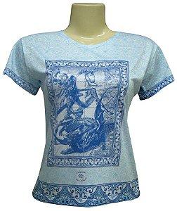 Baby-Look - São Jorge Azulejo