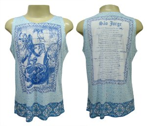 Regata Masculina - São Jorge Azulejo