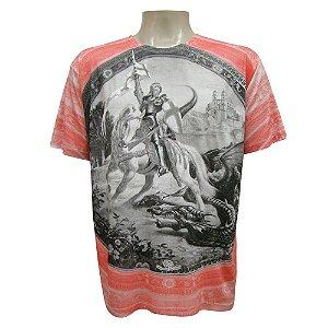 Camiseta - São Jorge Medieval