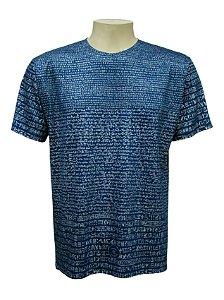 Camiseta Manga Curta - Roseta