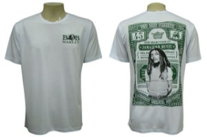 Camiseta Manga Curta - Rótulo Marley