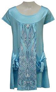 Vestido Bolsinho - Alecrim