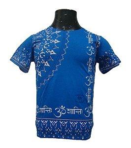Camiseta Infantil - Om Shanti