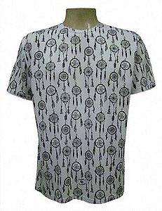 Camiseta Manga Curta - Padrão dos Sonhos