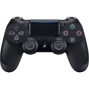 Controle Playstation 4 (Preto)