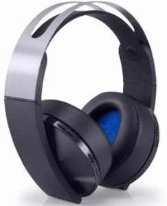 Headset Sony 7.1 Platinum