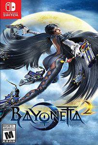 Jogo Nintendo Switch - Bayoneta 2