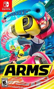 Jogo Nintendo Switch - Arms