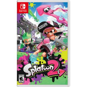Jogo Nintendo Switch - Splatoon 2