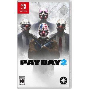 Jogo Nintendo Switch - PAYDAY 2