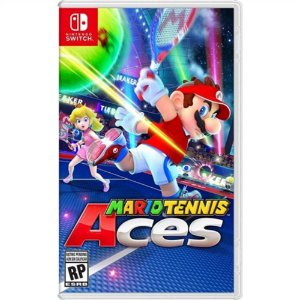 Jogo Nintendo Switch - Mario Tennis Aces